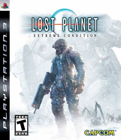 PS3 Lost Planet - Extreme Condition (usado)