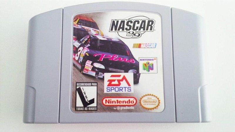N64 Nascar 99 (usado)