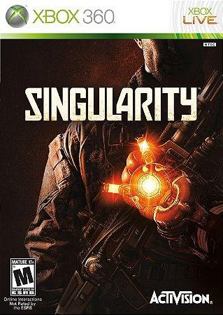 X360 Singularity (usado)