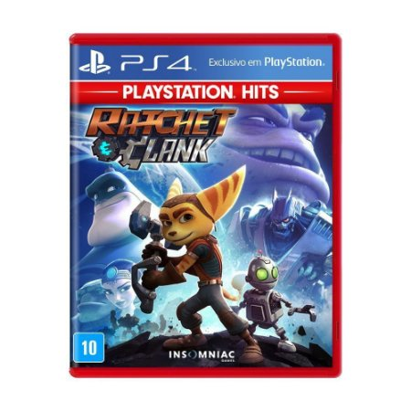 Ratchet e Clank Hits - PS4