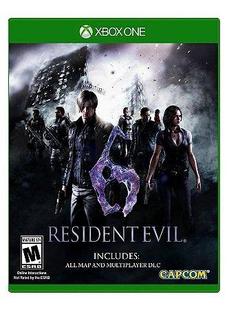 XONE Resident Evil 6
