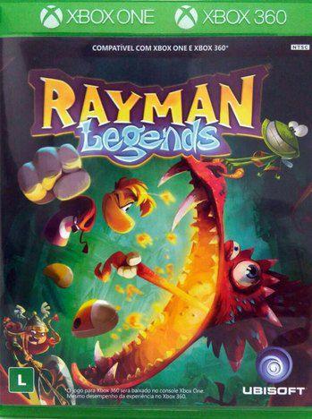 Rayman: Ledends - Xbox 360