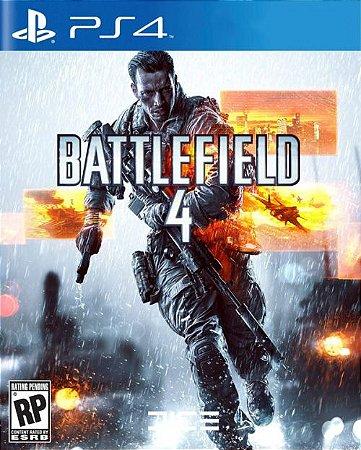 Battlefield 4 - PS4 (usado)