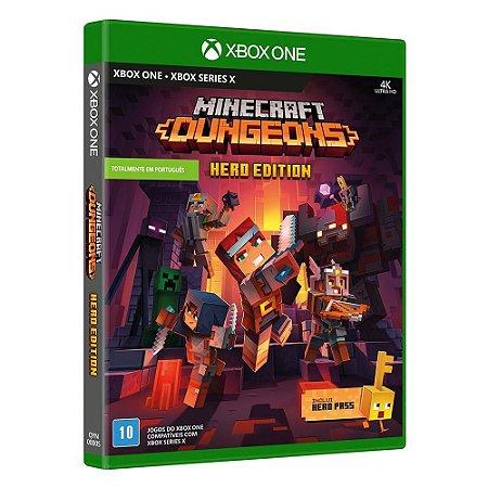 Minecraft Dungeons: Hero Edition - Xbox One/Series X