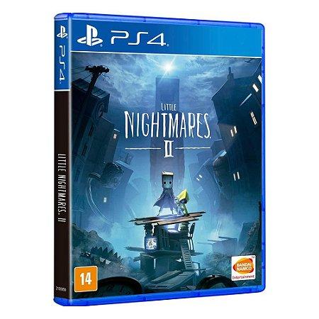 Little Nightmares 2 - PS4