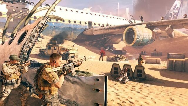 SPEC OPS THE LINE (PS3)