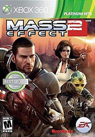 Mass Effect 2 Hits - Xbox 360 (usado)