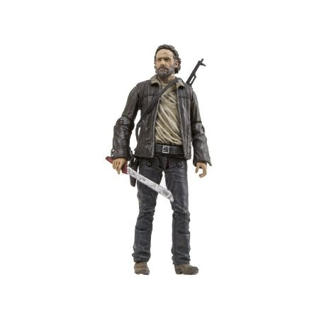 Rick Grimes The Walking Dead - Series 8 Mcfarlane Toys