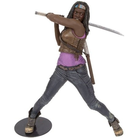 Michonne The Walking Dead - Mcfarlane Toys