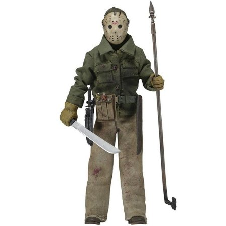 Jason Friday The 13th Part VI - Neca