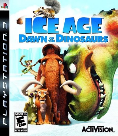 PS3 Ice Age - Dawn of The Dinosaurs (usado)