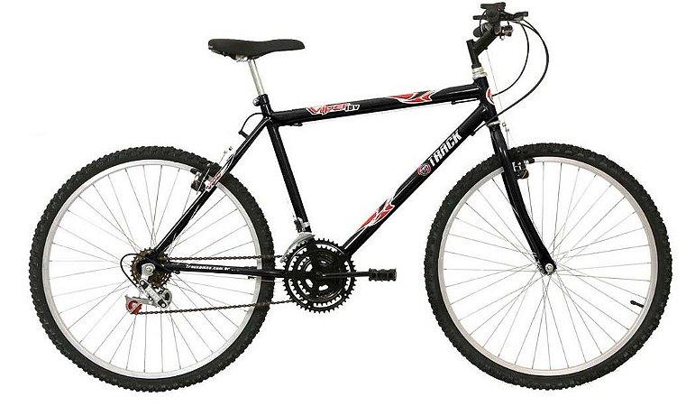 """Código 04 -  Bicicleta aro 26"""" - Tamanho 17"""" - Aluguel por Passeio"""