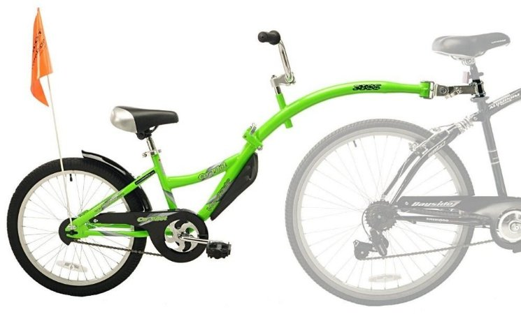 Código 02 - Bike reboque - Aluguel por Passeio
