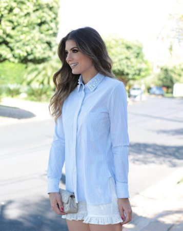 Camisa Dalia