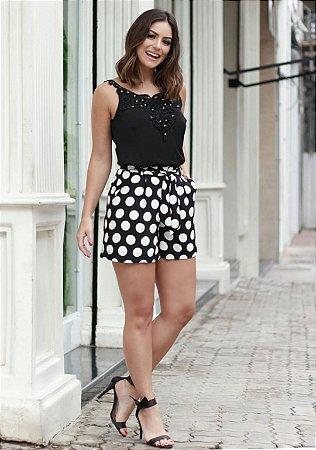 Shorts Maxi Poá