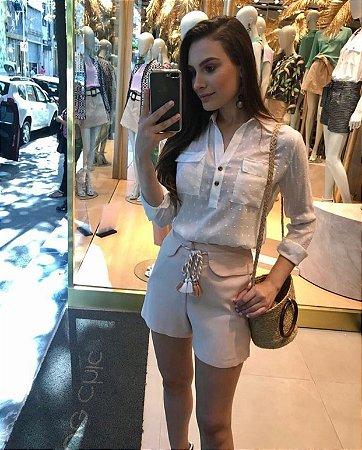 Camisa Sabrina