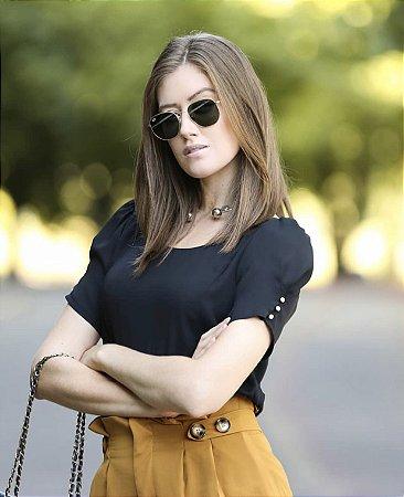 Blusa Crepe - Margot