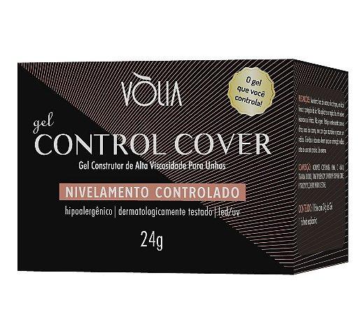 Volia Gel Control Cover O Gel que Você Controla Original 24gr - 3 Unidades