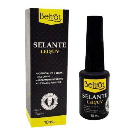 Selante Beltrat Led/uv Alongamento Unhas Profissional 10ml - 3 Unidades