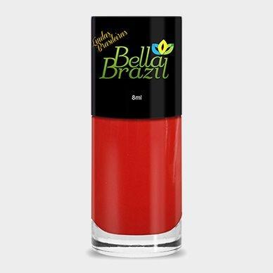 Esmalte Bella Brazil Livia Coleção Lindas Brasileiras ( Caixa com 6)