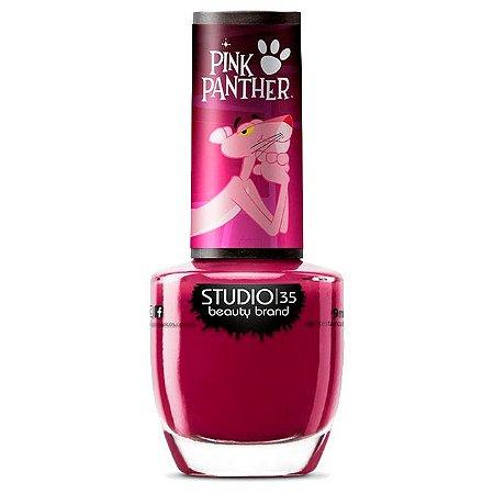Esmalte Studio 35 Pantera Sedutora Coleção Pink Panther 9 ml - 6 Unidades