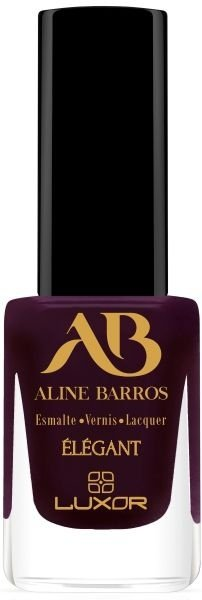 Esmalte Aline Barros Elegant (Caixa com 6)