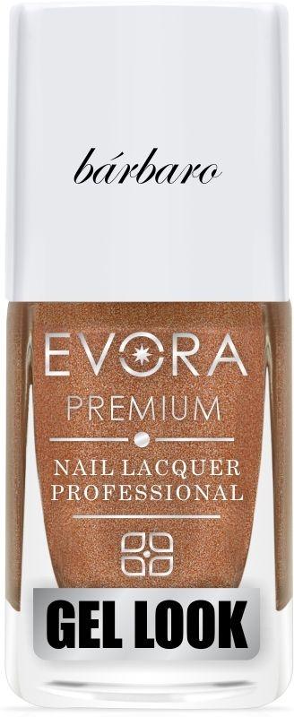 Esmalte Évora Premium Gel Look Barbaro (Caixa com 6)