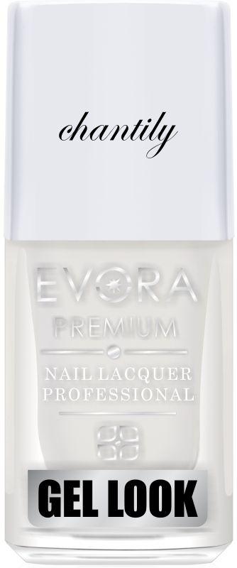 Esmalte Évora Premium Gel Look Chantily (Caixa com 6)