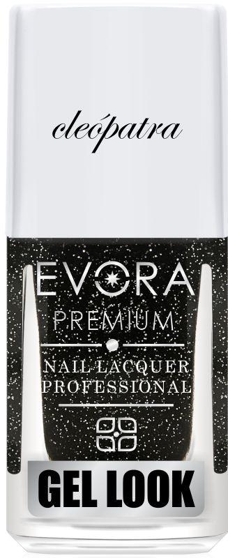 Esmalte Évora Premium Gel Look Cleópatla (Caixa com 6)