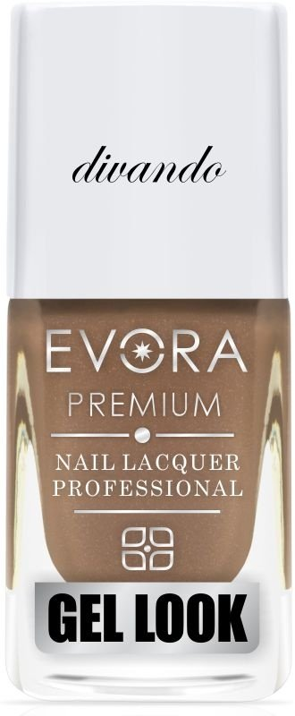 Esmalte Évora Premium Gel Look Divando (Caixa com 6)