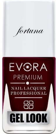 Esmalte Évora Premium Gel Look Fortuna (Caixa com 6)
