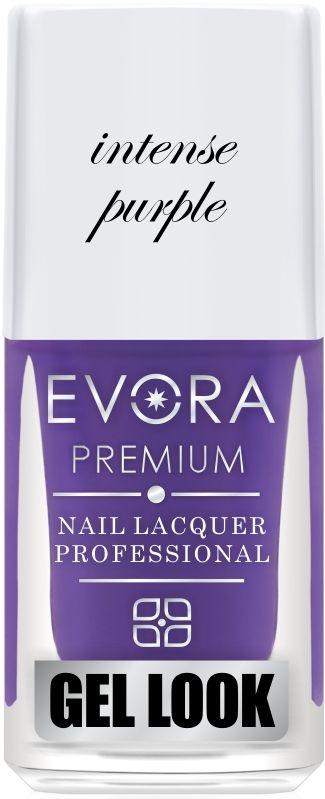 Esmalte Évora Premium Gel Look Intense Purple (Caixa com 6)