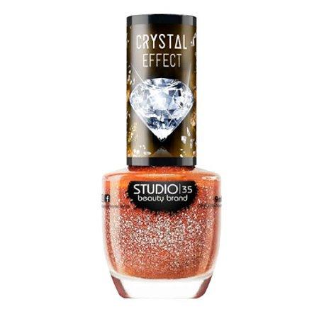 Esmalte Vegano Studio 35 #Cheia de Energia Coleção Crystal Effect III - 6 Unidades