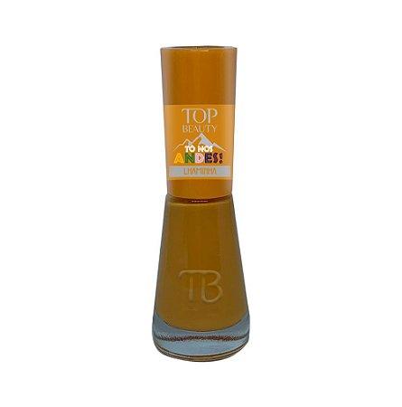Esmalte Premium Cremoso Top Beauty 9ml Lhaminha - 6 Unidades