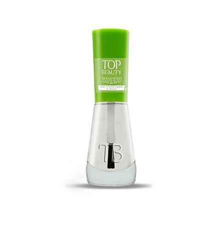 Esmalte Top Beauty Base Intensificadora de Brilho - 6 Unidades