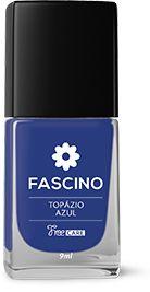 Esmalte Fascino 3 Free Topazio Caixa Com 6