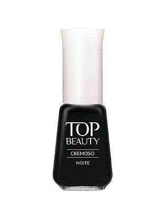 Esmalte Top Beauty Cremoso Noite  (Caixa com 6)