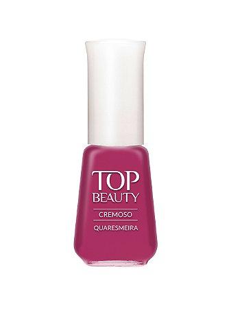 Esmalte Top Beauty Cremoso Quaresmeira (Caixa com 6)