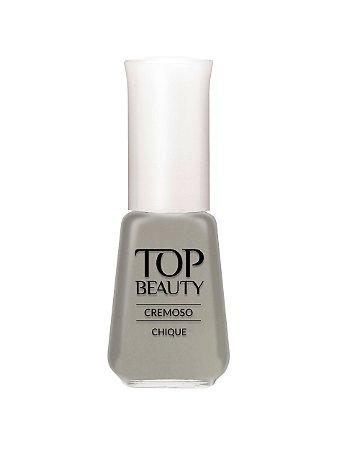 Esmalte Top Beauty Cremoso Chique - 6 unidades