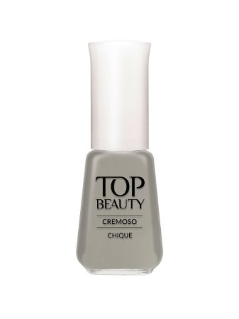 Esmalte Top Beauty Cremoso Chique  (Caixa com 6)