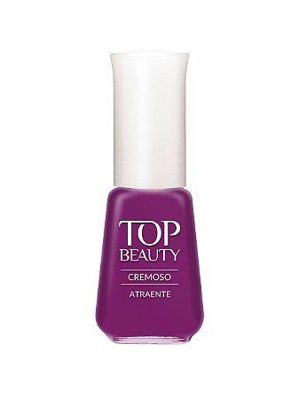Esmalte Top Beauty Cremoso Atraente (Caixa com 6)