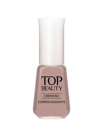 Esmalte Top Beauty Cremoso Correio Elegante  (Caixa com 6)