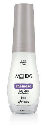 Esmalte Mohda Branco ( Caixa com 6 )