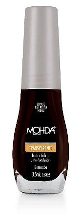 Esmalte Mohda Transparente Beterraba ( Caixa com 6 )