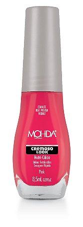 Esmalte Mohda Cremoso pink - 6 unidades
