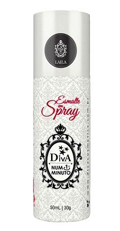 Esmalte em Spray Laila Diva