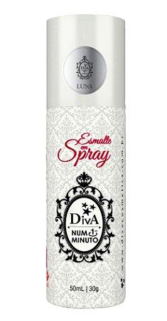 Esmalte em Spray Luna Diva