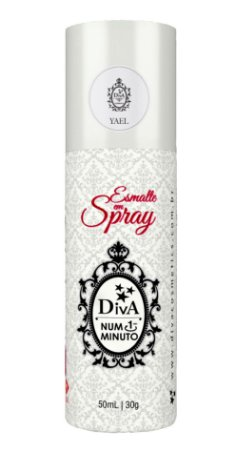 Esmalte em Spray Yael  Diva