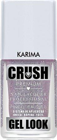 Esmalte Crush Karima Gel Look - 6 unidades