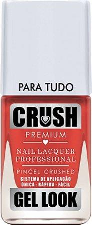 Esmalte Crush Para Tudo Gel Look